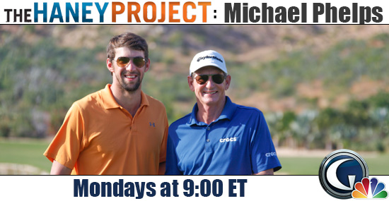 The Haney Project with Michael Phelps