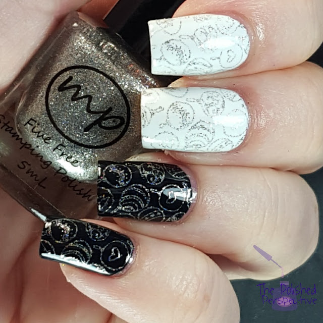 M Polish Frost swatch