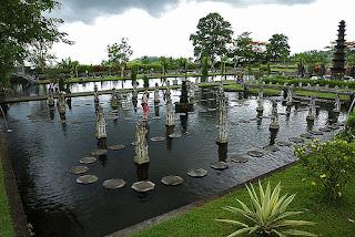 Tirta Gangga Park Water Palace In Karangasem | Bali Privete Driver