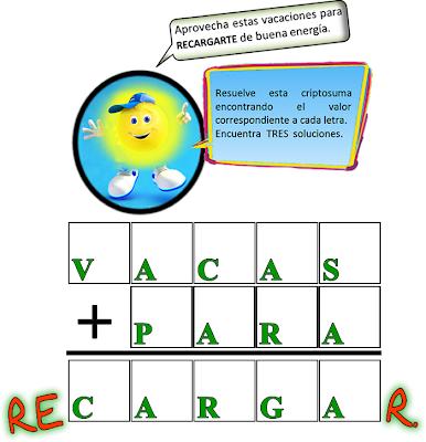Cripto, Criptoaritmética, Criptosumas, Criptogramas, Alfamética, Criptoaritmética con solución, Problemas matemáticos, Problemas de lógica, Problemas con solución, Desafíos matemáticos
