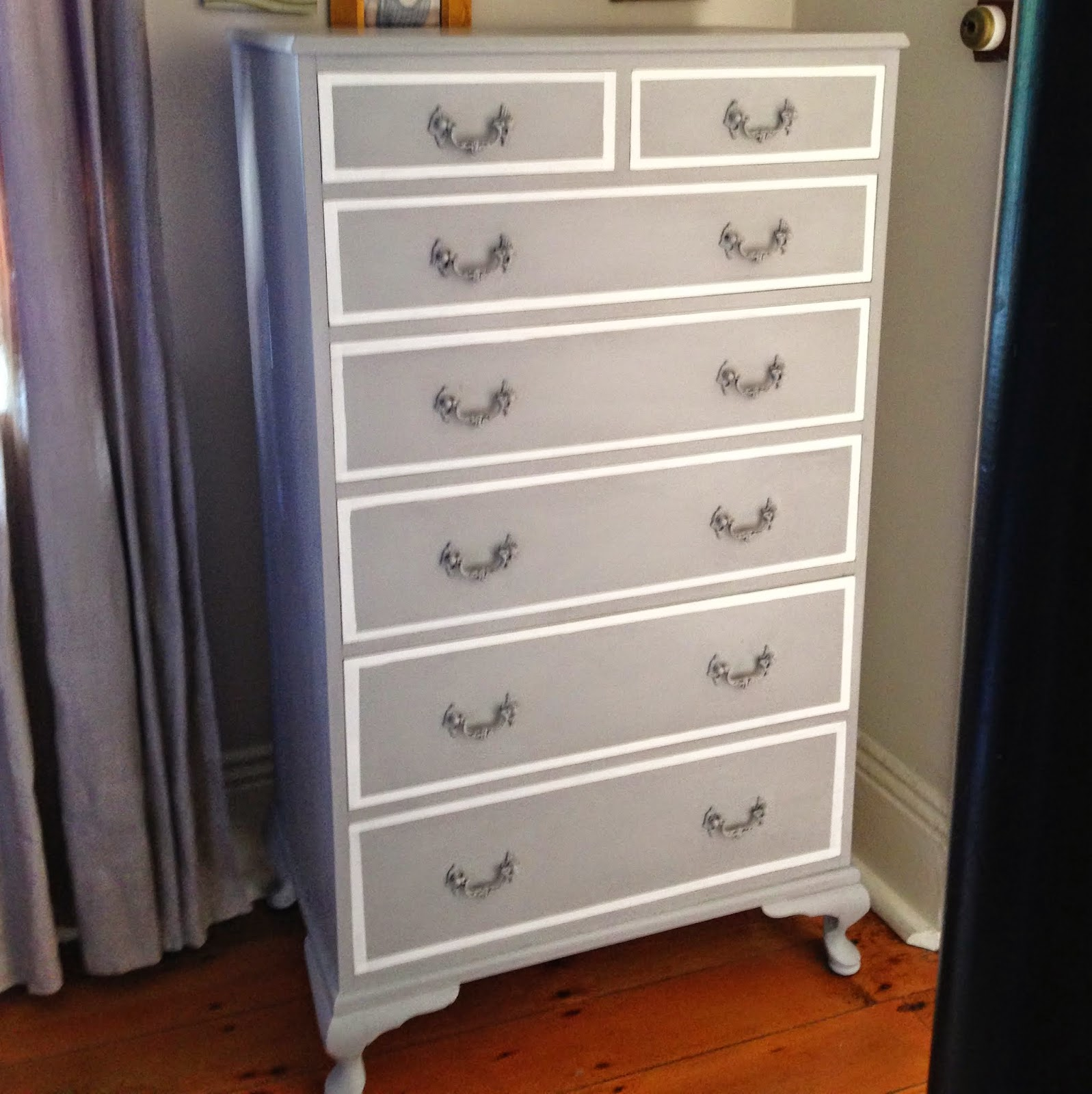 hand painted furniture by Lilyfield Life