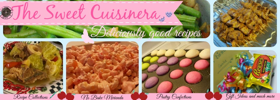 The Sweet Cuisinera