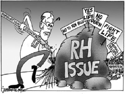 rh law in the philippines essay Our stalled rh program and malthusian doom 0 and his essay on population growth and implementation of the stalled reproductive health law.