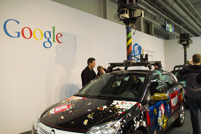 Self driving cars by Google