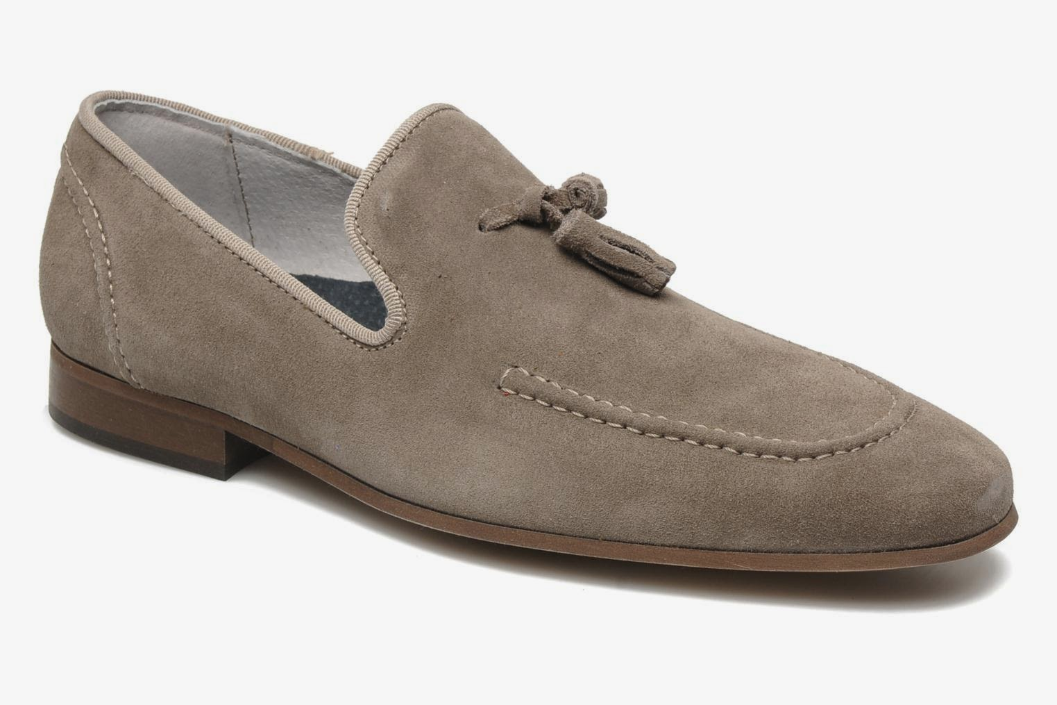 tassel slip on loafer for men