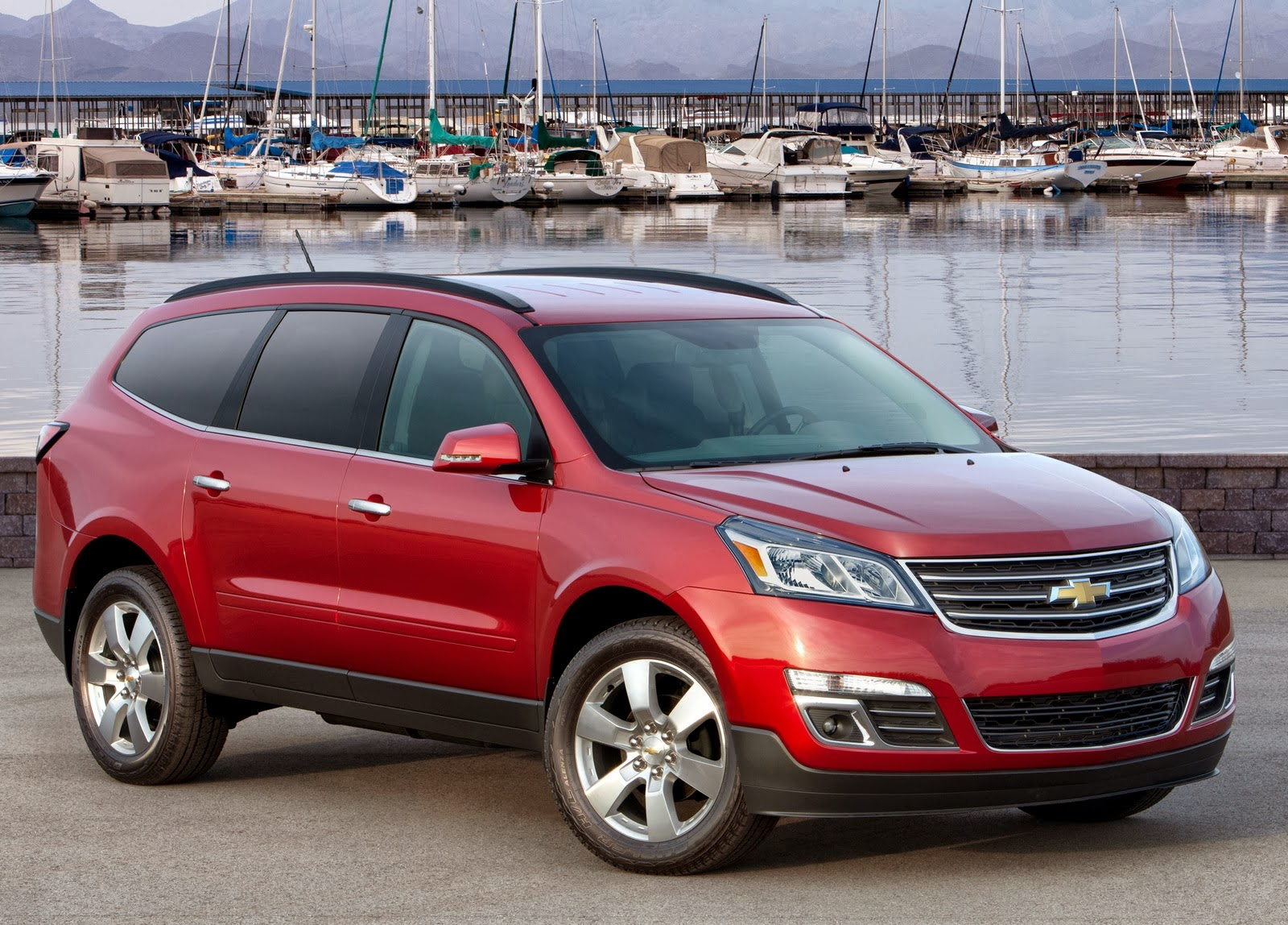 Chevrolet Impala and Traverse KBB.com's 12 Best Family Cars