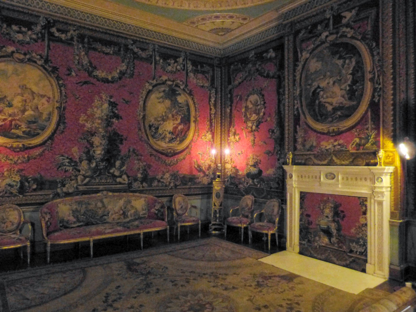 The Tapestry Room, Osterley