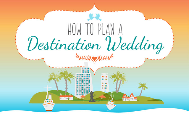 How to plan a destination wedding infographic visualistan for Plan a destination wedding