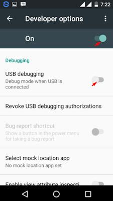 USB Debuging Android 6.0 Marshmallow