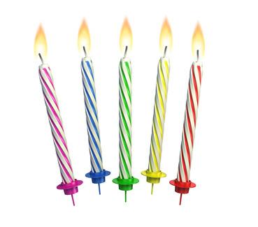 Motif personnel concours de motifs anniversaire - Dessin bougies anniversaire ...