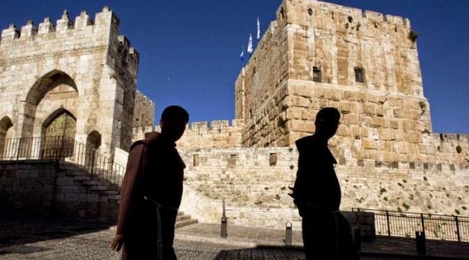 World Court of Jesus Found in Jerusalem