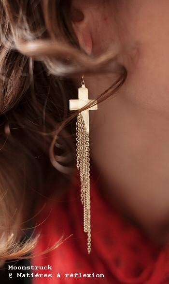 Bijoux Moonstruck Earring Boucles d'oreille