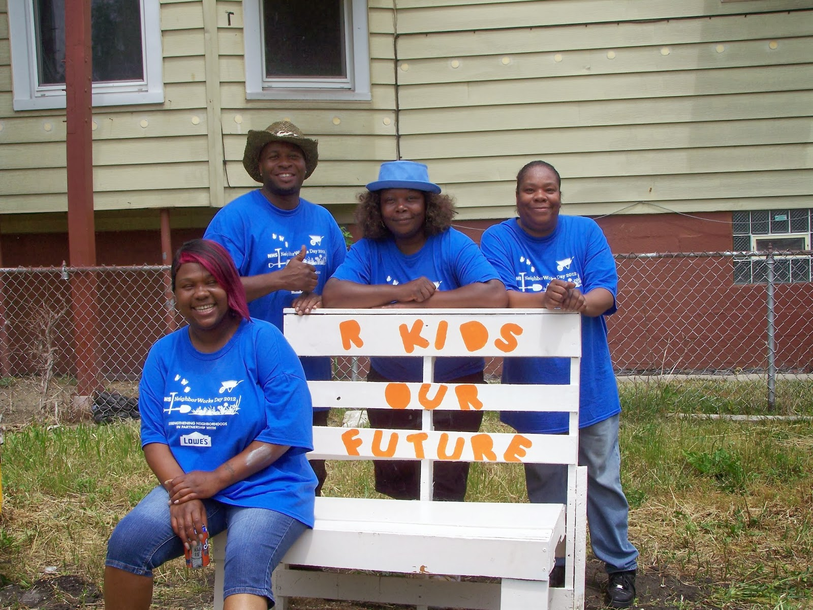 Members of one block club mobilized to improve conditions for children in their neighborhood.