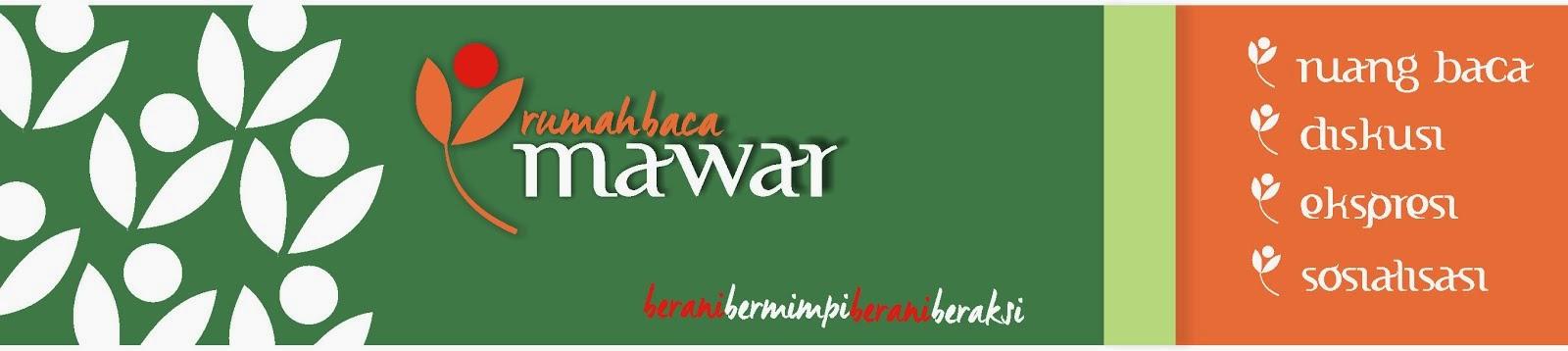 Rumah Baca MAWAR