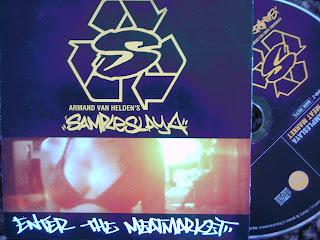 Armand Van Helden – Sampleslaya: Enter the Meatmarket (1997) (320kpbs)