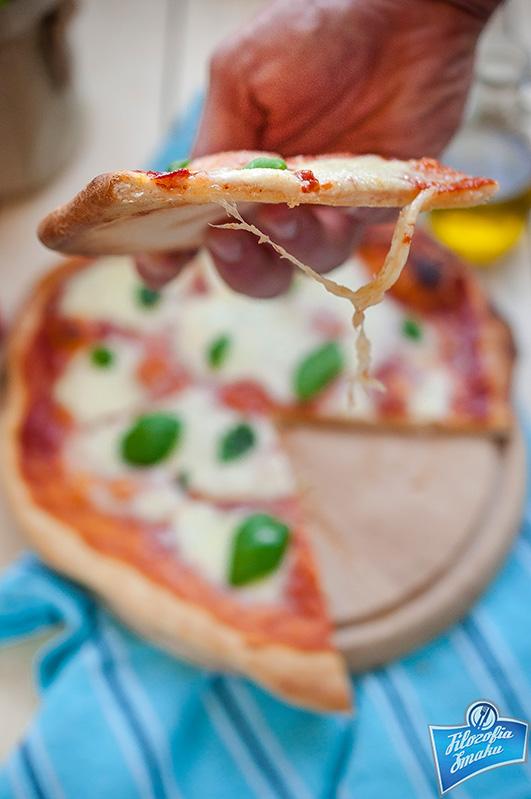 Włoska pizza przepis