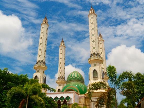 Games Membuat Masjid