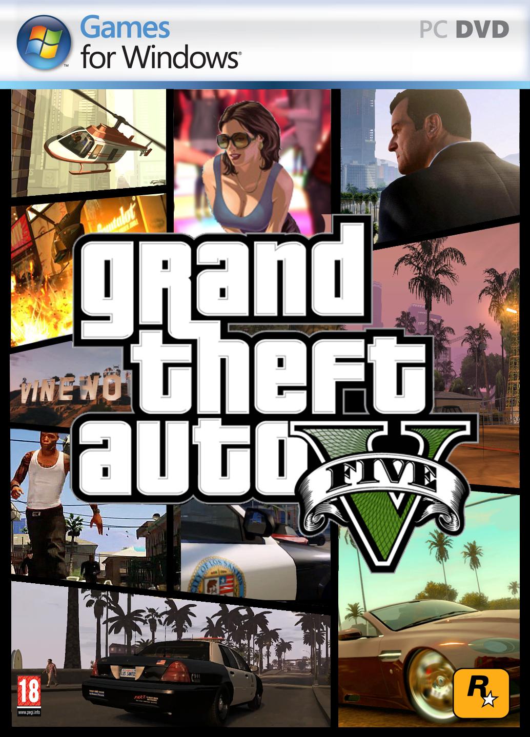 grand theft auto 5 with online download torrent