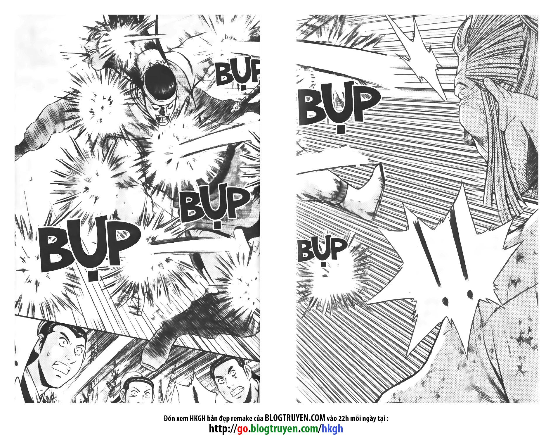 Hiệp Khách Giang Hồ - Hiệp Khách Giang Hồ Chap 312 - Pic 22