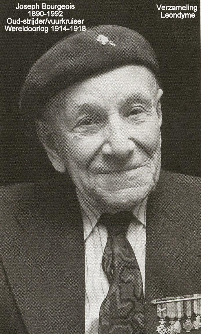 Joseph Bourgeois 1890-1992. Verzameling Leondyme