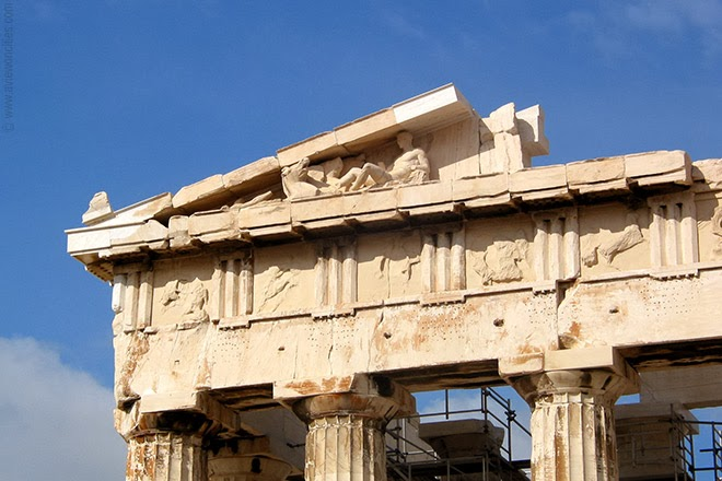 Detail-of-the-Parthenon
