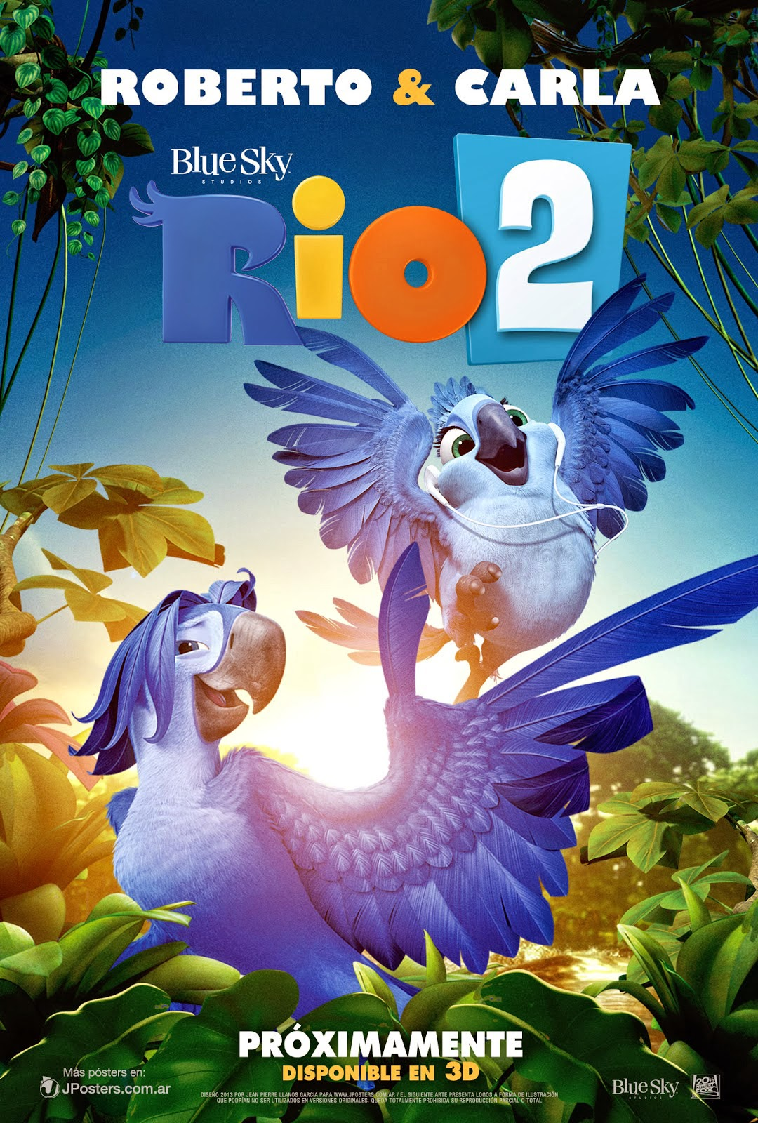 Rio 2 (2014) Full Version