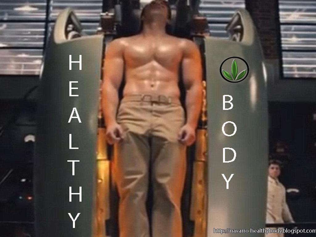 Healthy Body Wallpaper