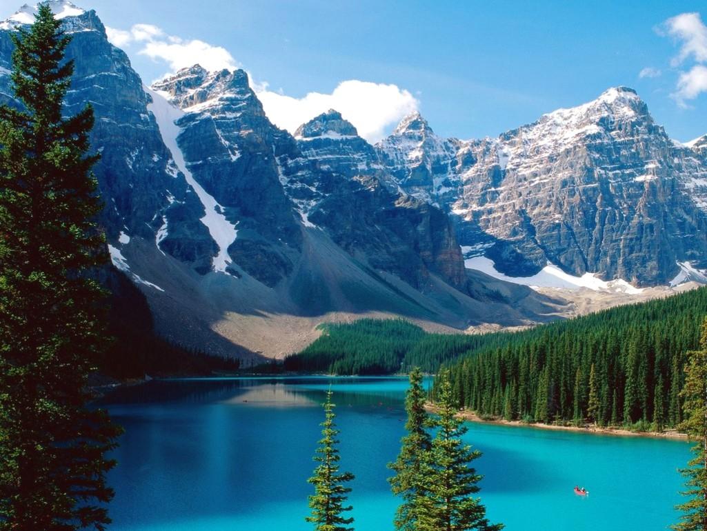 parco-nazionale-banf-canada-bambini