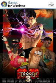 Download Game Tekken 3 Full Rip For PC