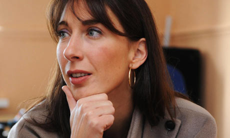 Samantha Cameron=sarah Silvermanand Others?(gavin Rolph Youtube