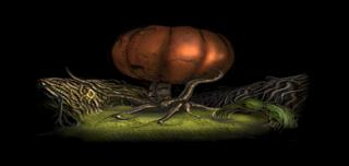 Où trouver le calice du serpent potiron dans Medievil