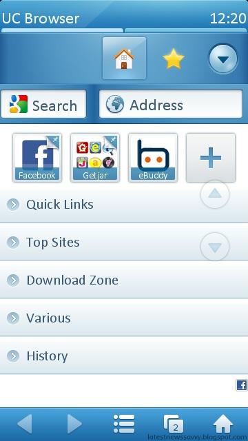متصفح الانترنت UCWEB Browser UCWEB_Browser7.7.png