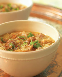 Bayou Chicken & Sausage Gumbo from the Soupbox Cookbook