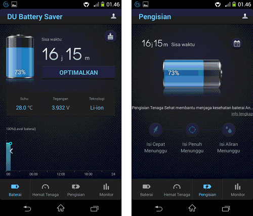 Download DU Battery Saver Pro Apk Full Version