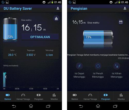Download DU Battery Saver Pro Apk Full Version