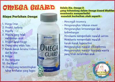 khasiat omega guard