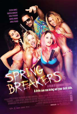 Spring Breakers New Movie Poster