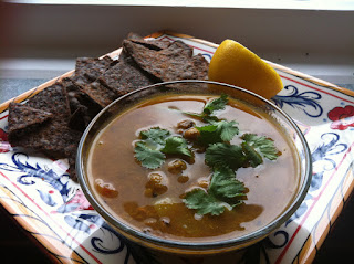 Chavlichi Amti Indian Vegan Black eyed pea curry