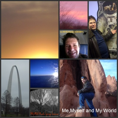 Me,myself, and my world