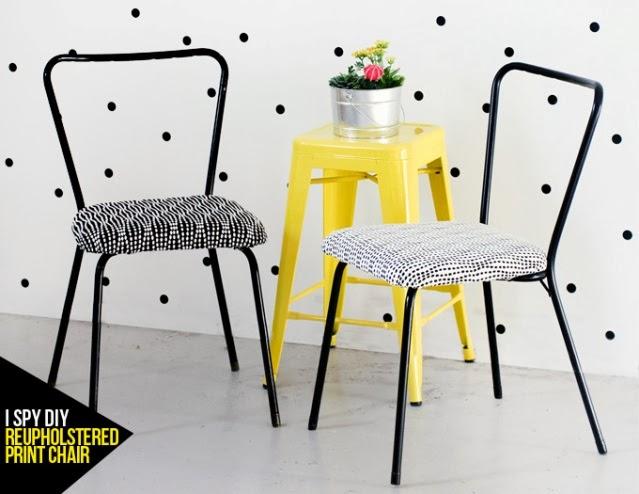 restaurar reciclar sillas viejas