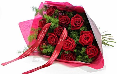 20 Gambar Foto Bunga Mawar Merah