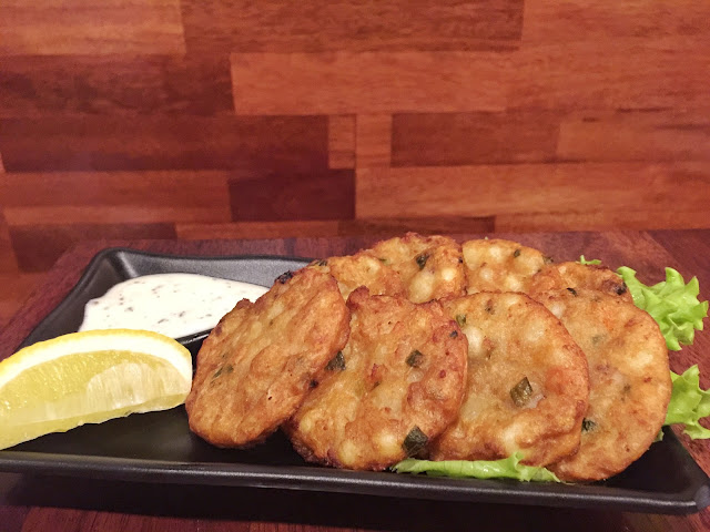 Andong Zzimdak Singapore - Mini Seafood Pancake