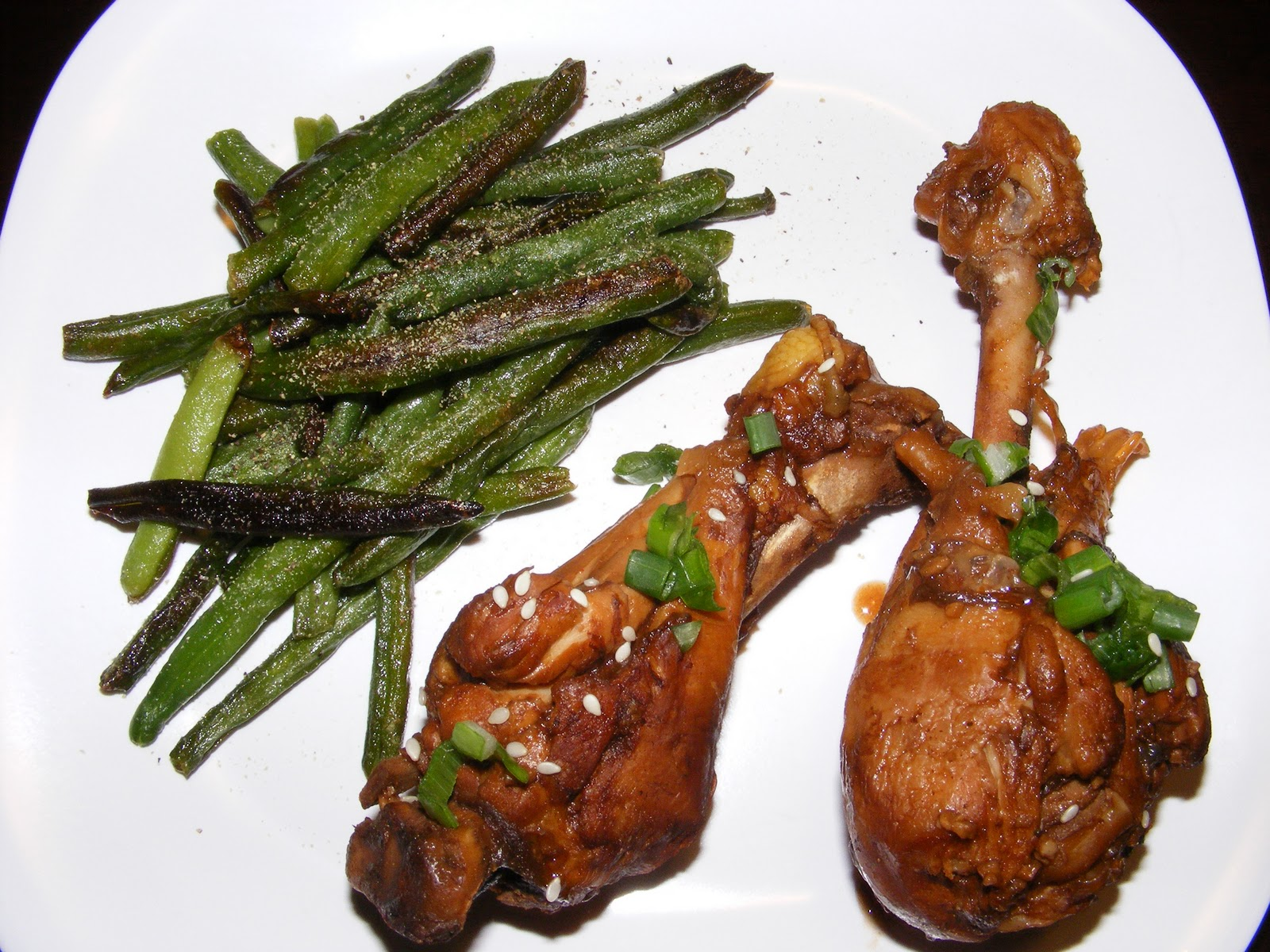 The Recipe Review: Asian Glazed Drumsticks