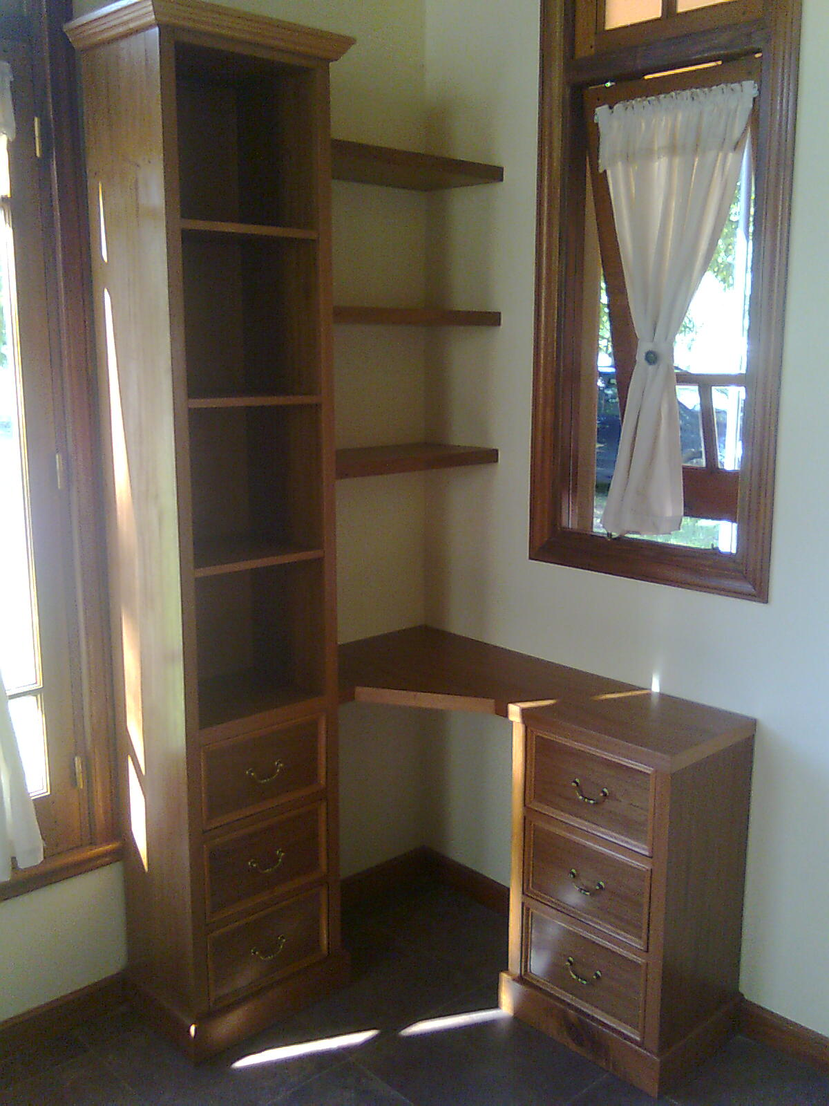Muebles de cocina en melamina esquineros for Muebles de cocina esquineros