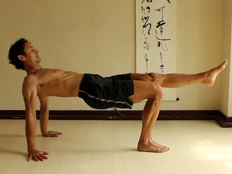 Get stay fit 12 minutes of planks for Table yoga pose