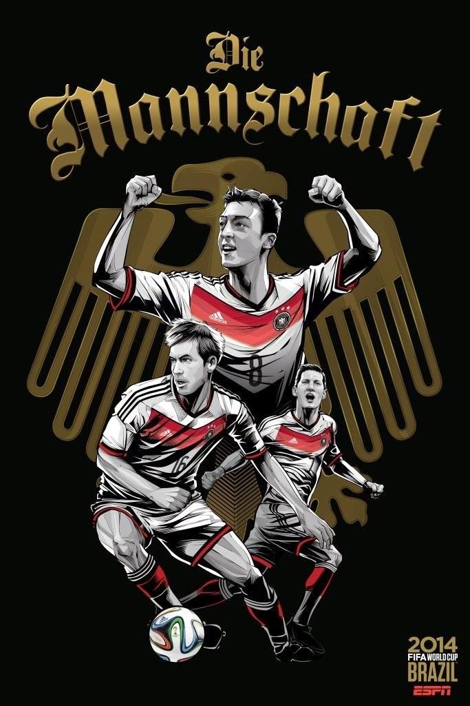 Germany Team FIFA 2014