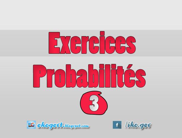 Exercice Corrige En Probabilites 3 Loi Binomiale 1cours Cours En Ligne
