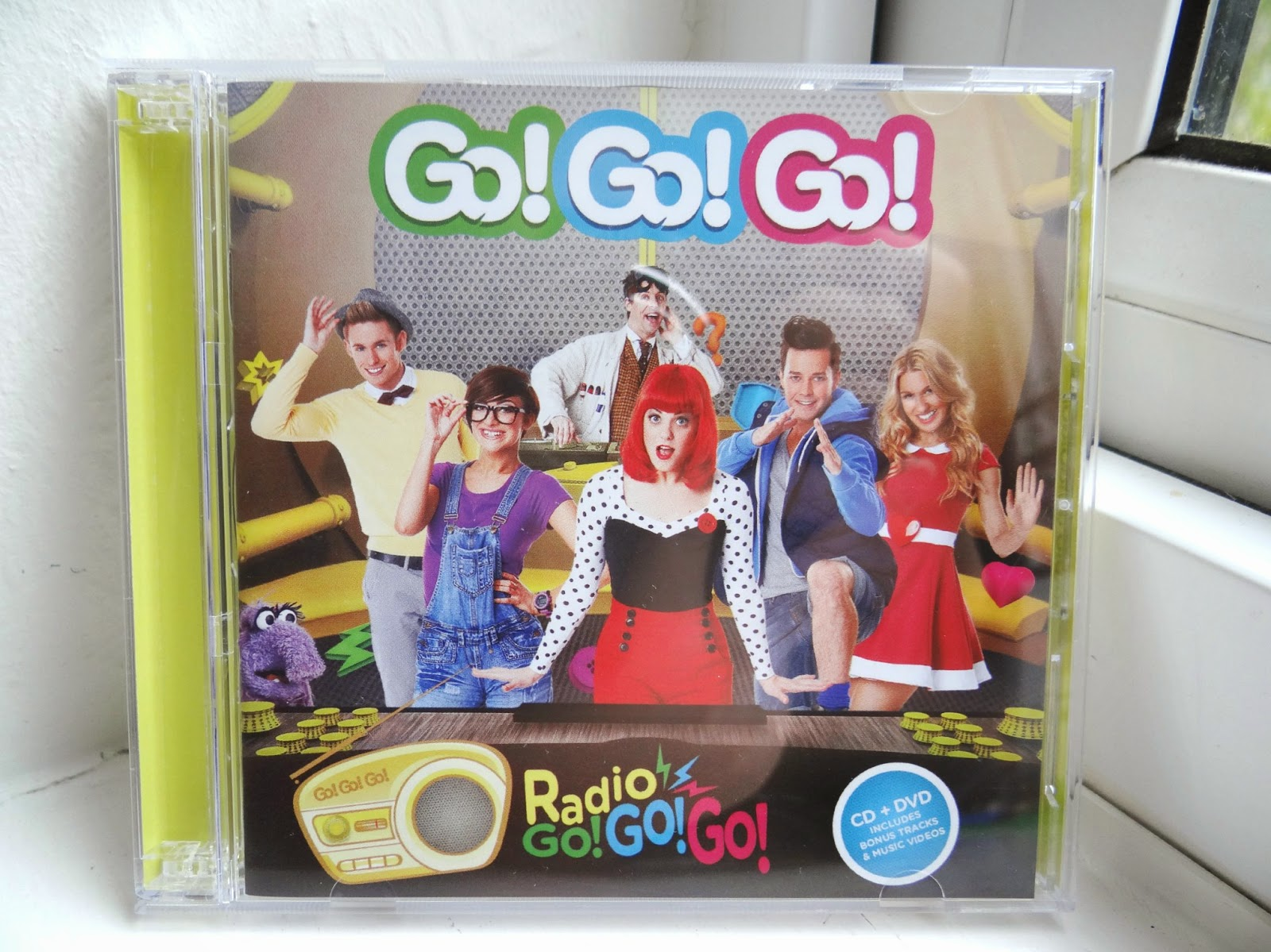 Go! Go! Go! children music, children music DVD, pop songs for children
