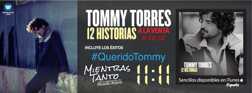 Tommy Torres España