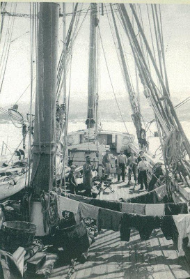 Barco pesquero, 1919